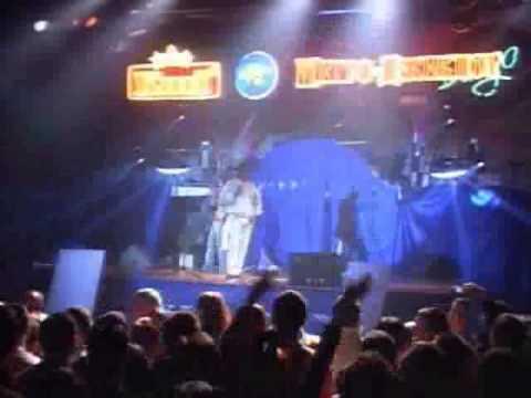Неизвестный концерт Dr. Alban в Киеве, Монолог, 2005