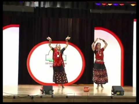 Rangeelo Maro Dholna - VMASC Yuvajanotsavam 2012 - Folk Dance...