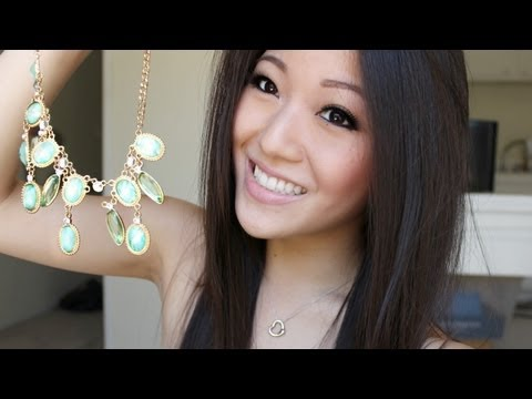 New Camera! + Clothes, High Heels + Jewelry Haul video
