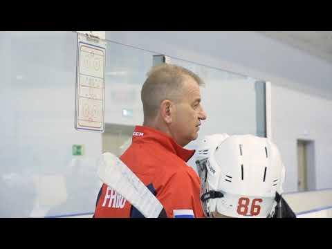 Практическое занятие для тренеров на льду. Лектор: Чеканов М.Ю.