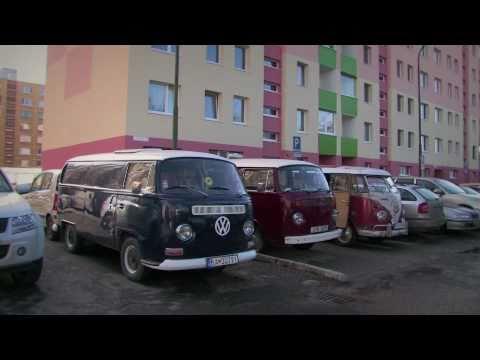 VW2 T1 T2 volkswagen bus