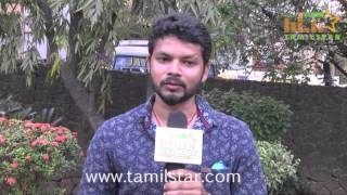 Ram Dev At Kidaa Poosari Magudi Movie Team Interview