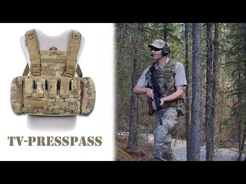 Tasmanian Tiger Chest Rig MKII - Multicam - No B.S. Review