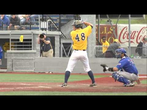 WVU Baseball: Highlights of Kansas series sweep