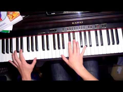 Ed Sheeran - Wake Me Up (Piano Tutorial) Cameron Mortimer