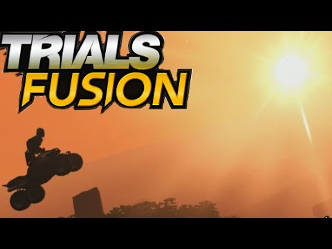 TRIALS FUSION Gold Medal Gameplay Walkthrough Part 4 PC