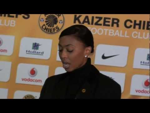 Jessica Motaung - Kaizer Chiefs Marketing Director