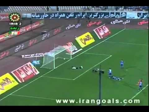 Team Melli Irans young forward/striker Karim Ansarifard. This is a highlight reel of Ansarifard in 2010. Both playing for his club Saipa, Irans U20, and Iran...