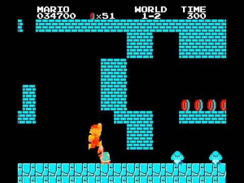 Adventures of Ice Mario - Vizzed.com Play - User video