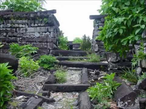 MICRONESIA AND EASTER ISLAND HISTORICAL WONDERS by Kahir