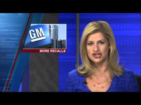 RECALL: 4 more recalls for GM