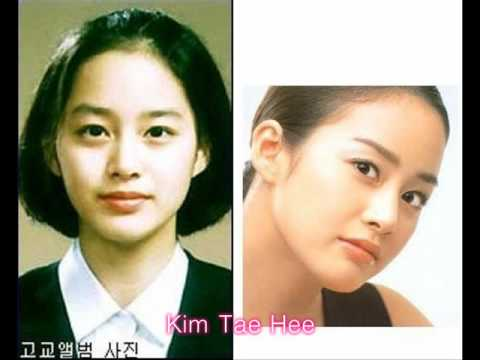 Korean celebs ver.3 ( childhood to present ) *Female*