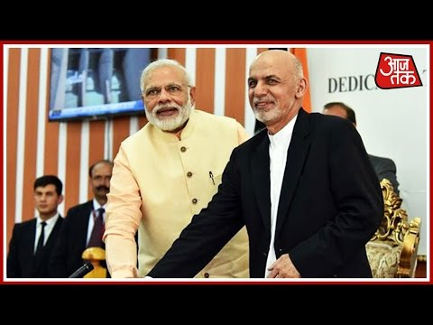 PM Modi In Afghanistan, Inaugurates Afghan-India Friendship Dam