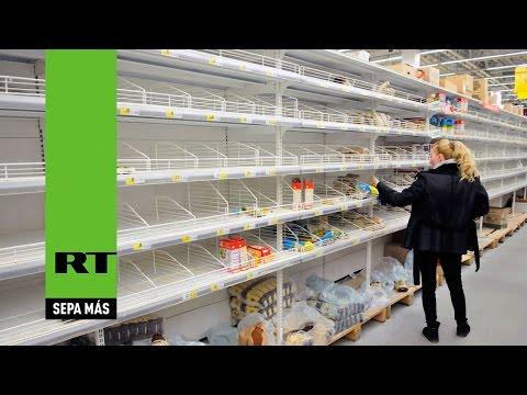 La Ucrania de hoy: la moneda por los suelos, la deuda por las nubes