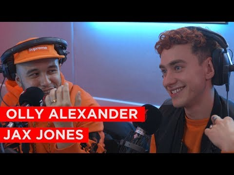 Olly Alexander From Years & Years, And Jax Jones Play The Brag Off!