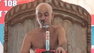 विद्यासागर महाराज के विदिशा में प्रवचन (27-7-2014) | Disc - 1, Part - 3
