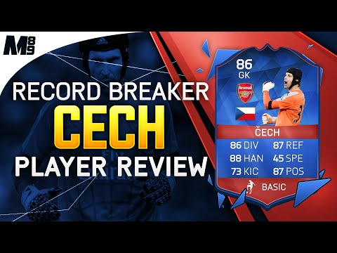 FIFA 16 RECORD BREAKER CECH REVIEW (86) FIFA 16 Ultimate Team Player Review + In Game Stats