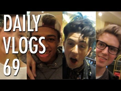 Youtuber Reunion | Louis Cole Daily Vlogs 69