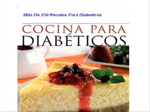 Recetas Para Diabeticos - Más De 250 Recetas Para Ti