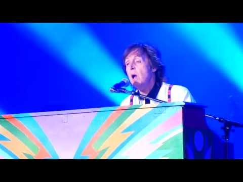 Paul McCartney HEY JUDE Live @ Farewell to Candlestick Park San Francisco 8/14/2014