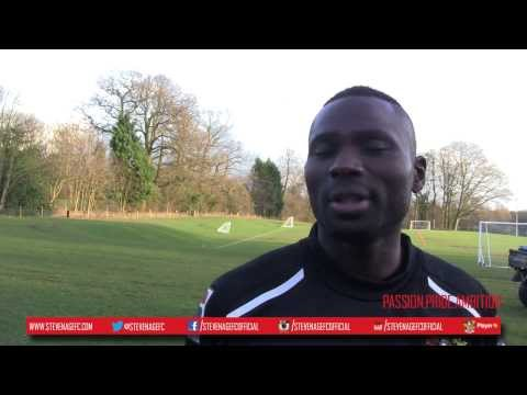 TRANSFER NEWS | Francois Zoko signs news contract at Stevenage!