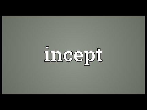 Header of incept