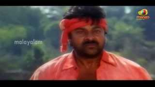 My Boss - Big Boss Malayalam Movie Scenes - bomb blast at the market - Roja, Meena, Brahmanandam