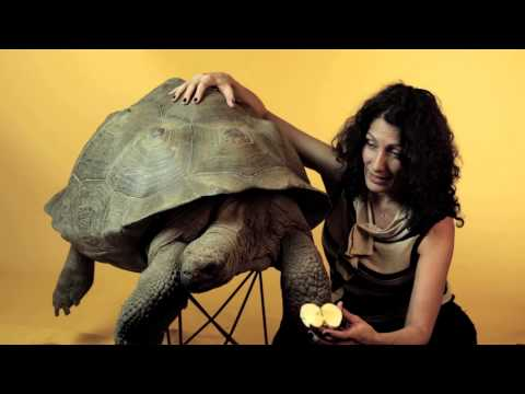 Lisa Edelstein Meets a Living Dinosaur at the Turtle Conservancy!