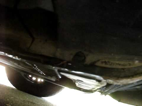 2003 Chevrolet Malibu coolant leak.MPG