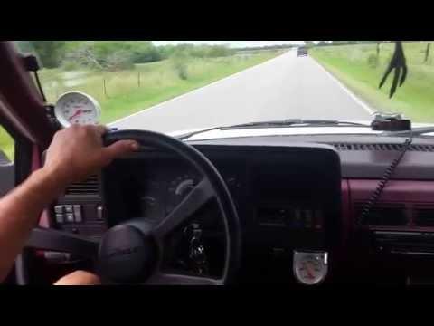 4L80E Transmission fully manual shift