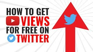 The NEW Way To Promote YouTube Videos On Twitter