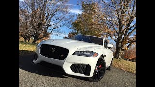 2018 Jaguar XF - Complete Review (Director's Cut)