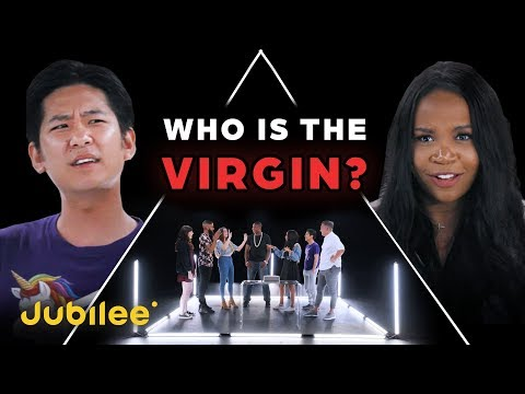 6 Non-Virgins vs 1 Secret Virgin