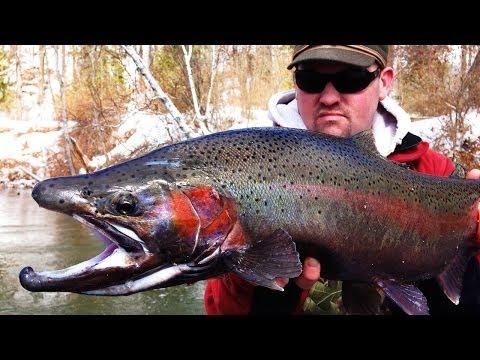 Centerpin Steelhead Fishing