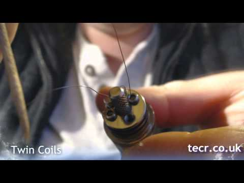 Setting up twin coils on your RBA