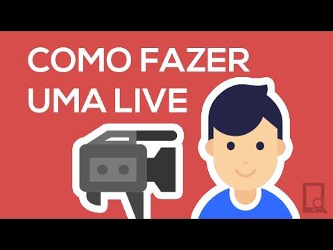 Como fazer uma live (transmissão ao vivo) no YouTube (2016) | Pixel Tutoriais thumbnail