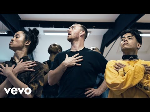 Sam Smith - How Do You Sleep? (Behind The Scenes)