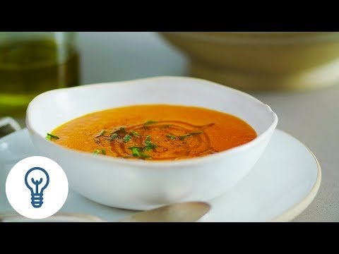 J. Kenji López-Alt's Creamy (Vegan) Tomato Soup | Genius Recipes