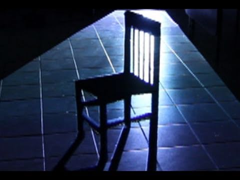 Crazy Chair Illusion!