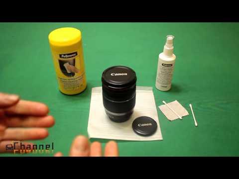 Pulire le ottiche fotografiche (interno/esterno) – TUTORIAL