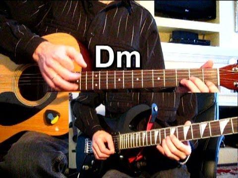 Валерия - По серпантину  Тональность ( Dm ) Песни под гитару