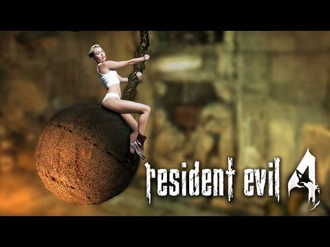 RESIDENT EVIL 4: #20 - Wrecking Ball