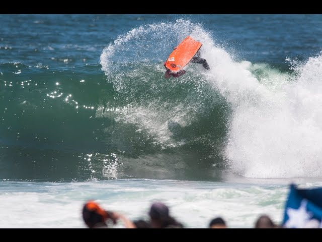 Day 4: 2014 ISA WORLD BODYBOARD - Iquique, Chile