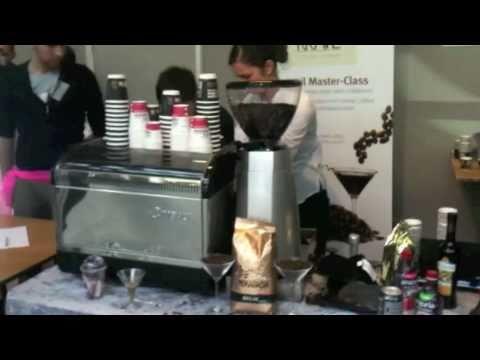 London Coffee Festival (Guinness World Record for 12000 Espresso per hour)