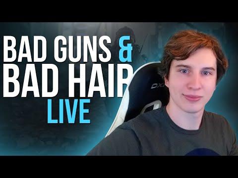 Bad Guns & Bad Hair LIVE w/ Drift0r (Call of Duty: Advanced Warfare Live Stream)