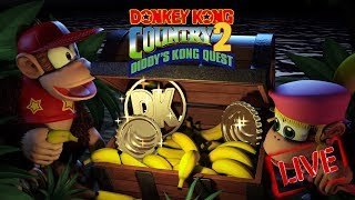 Donkey Kong Country 2: Diddy's Kong Quest [Snes /102%]