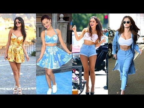 Ariana Grande vs Selena Gomez ★ 2018