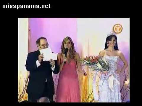 Elección de Señorita Panamá 2010