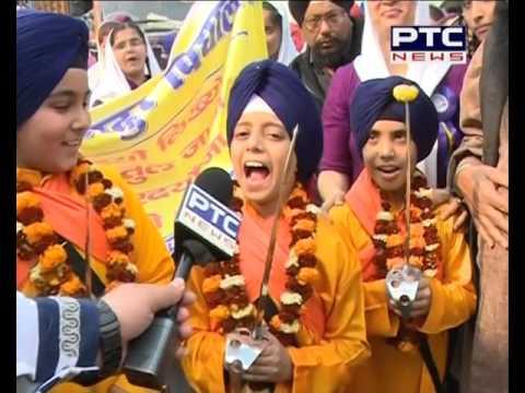 Shri Guru Gobind Singh ji Parkash Diwas Celebration in Patna Sahib