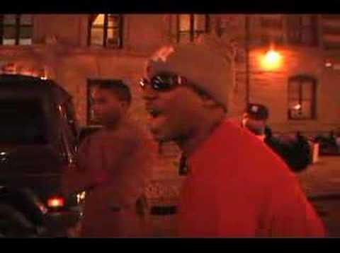 Dipset Nightriderz - Cam'ron Bike Ridin in Da Hood